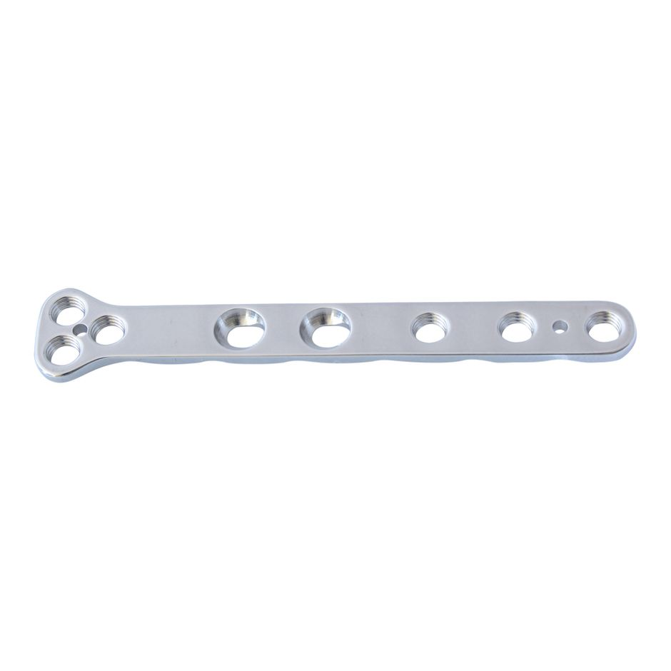 Knight Benedikt 2.0mm Stainless Steel Locking Compression T-Plate