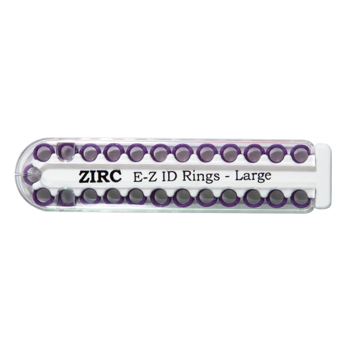 Zirc ID Rings Large